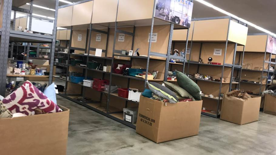 TROSA Thrift Store and Donation Center