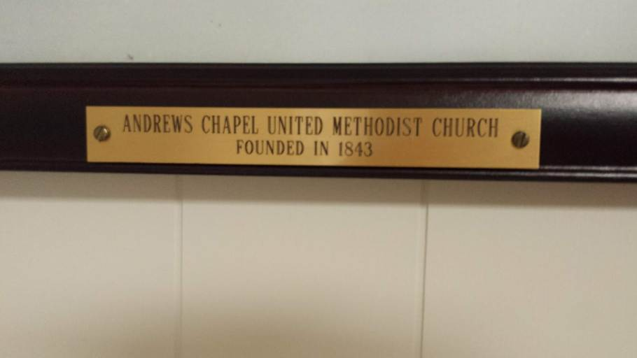 Andrews Chapel United Methodist