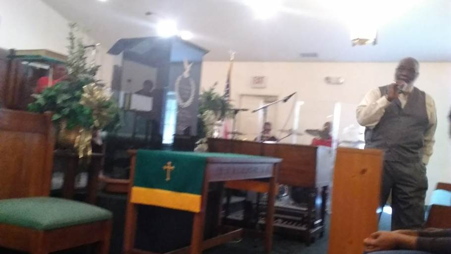 New Shiloh Holiness Church