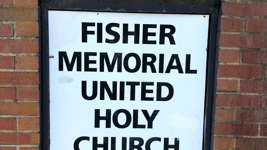Fisher Memorial United Holy Church of America