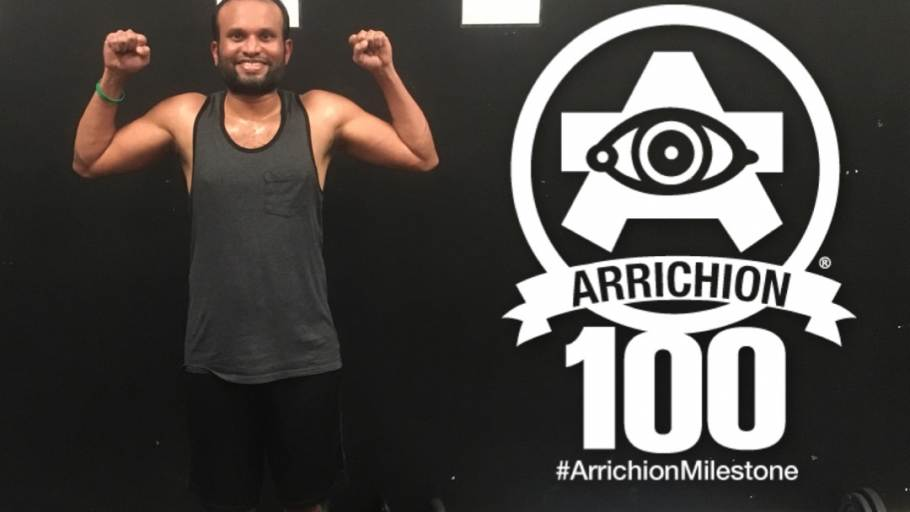 Arrichion Hot Yoga Durham