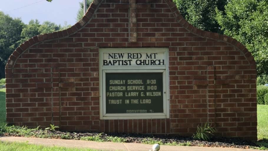 New Red Mt Missionary Baptist Church