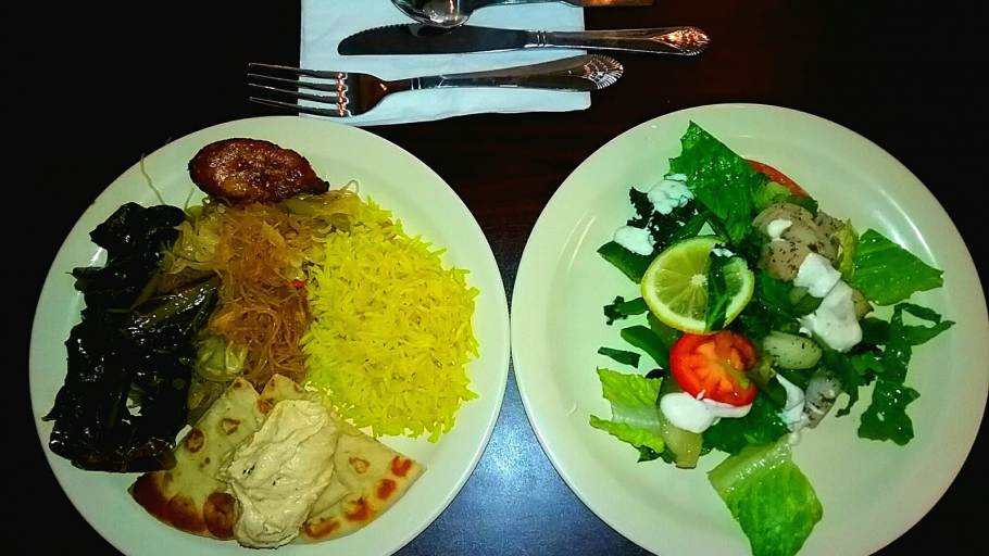 Mediterrasian Bistro and Catering