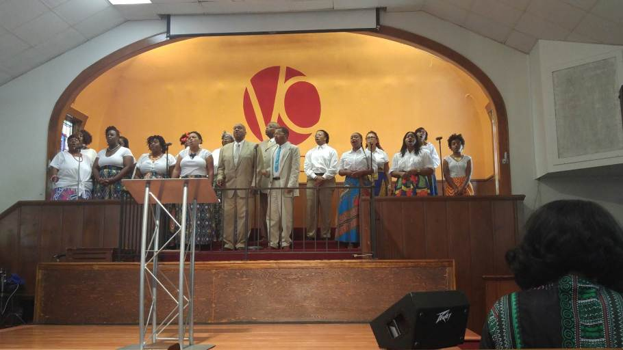 Victory at Calvary Church