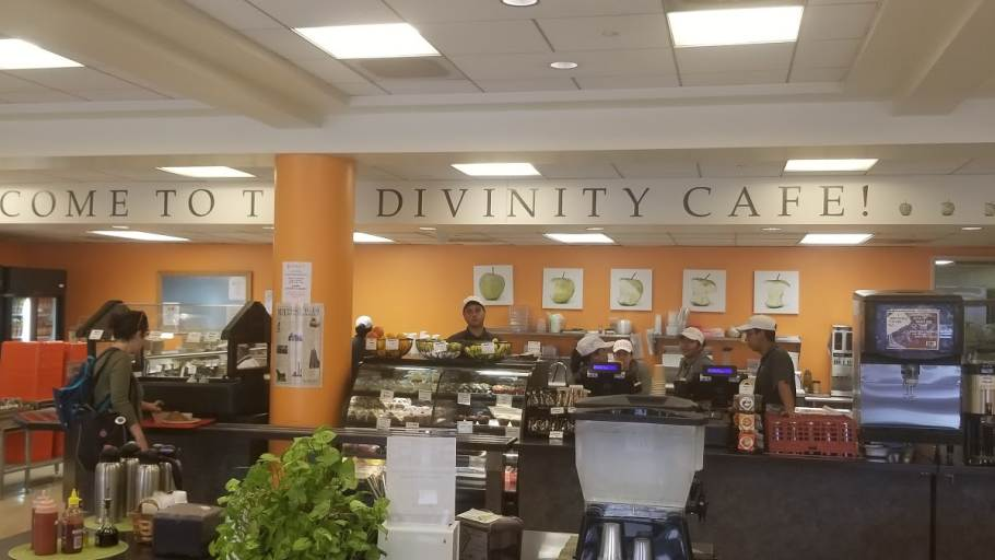 Divinity Cafe