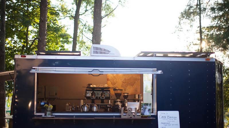 Caffè Bellezza Mobile Coffee Bar