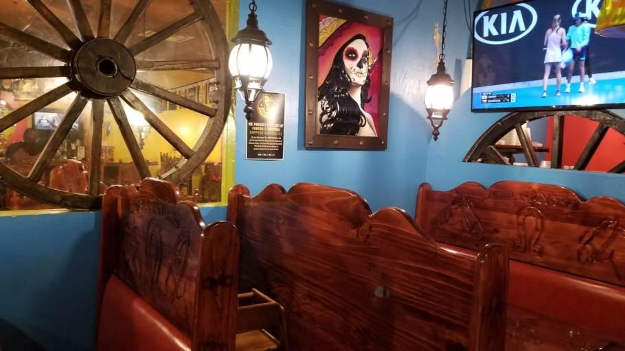 Del Rancho Mexican Grill
