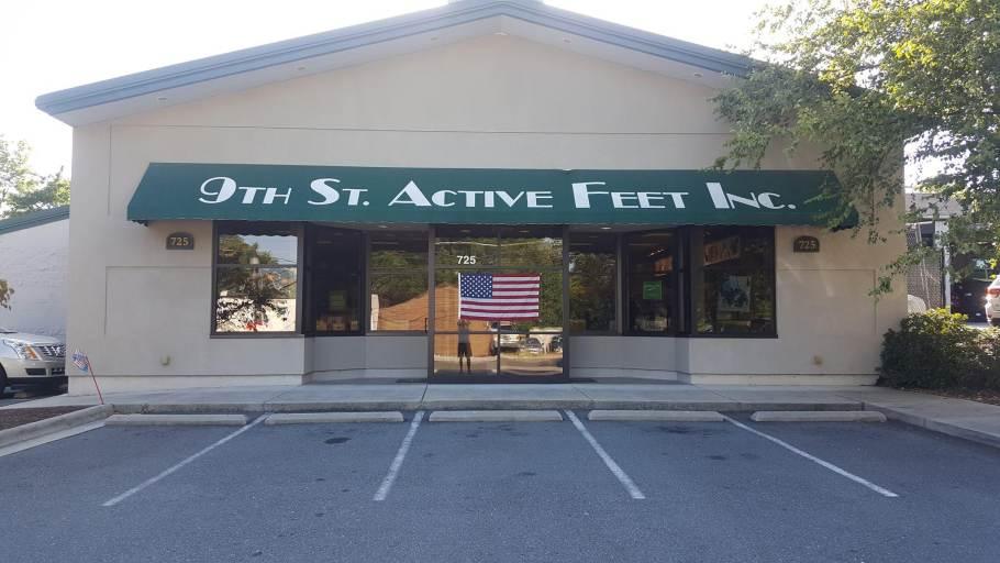 9th Street Active Feet Inc