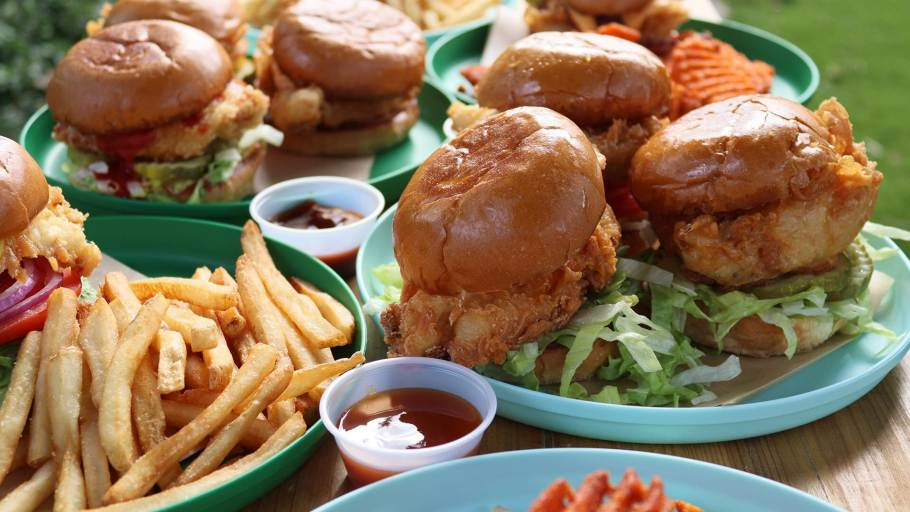 BB's Crispy Chicken