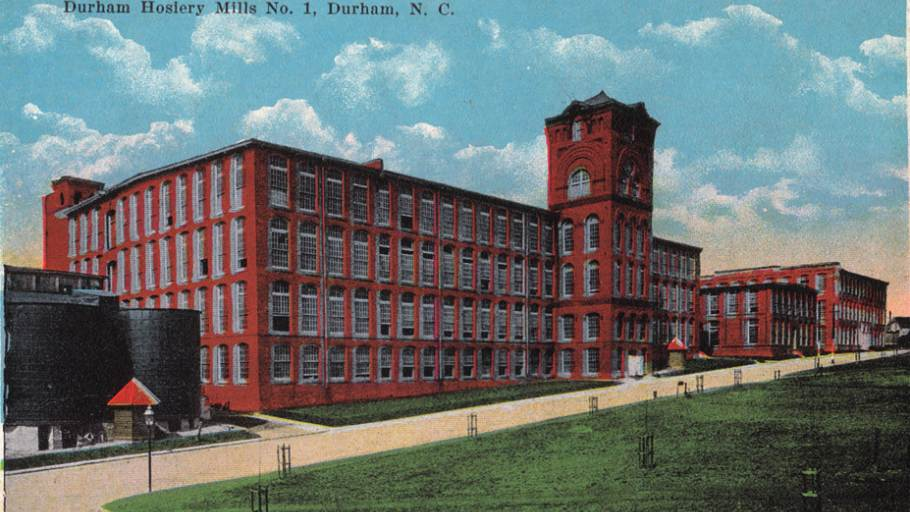 Durham Hosiery Mill Apartments