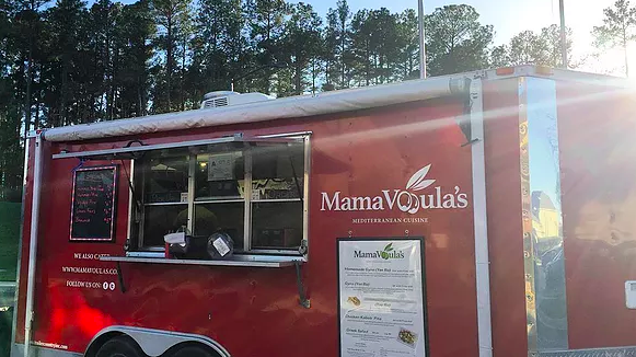 Mama Voula's Food Truck