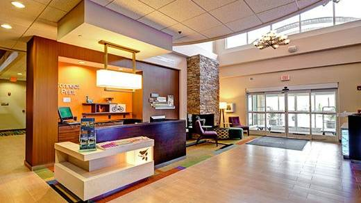 Fairfield Inn & Suites Southpoint Durham