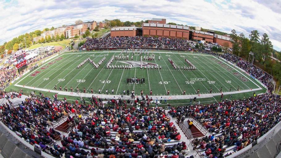 North Carolina Central University Eagles Football