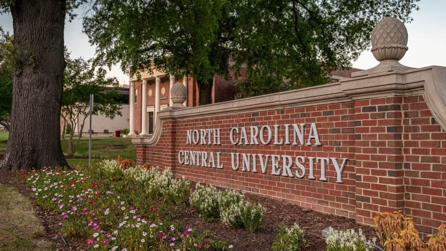 North Carolina Central University Eagles Basketball