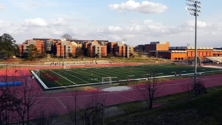 NCCU Track Field