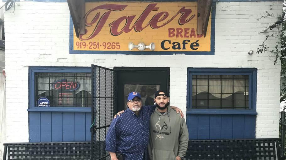 Tater Bread