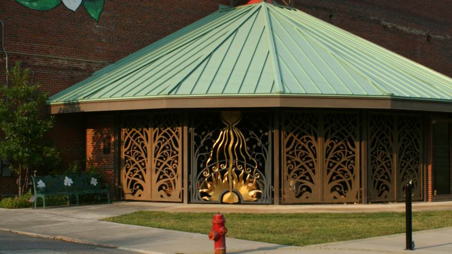 The George Watts Hill Pavilion for the Arts