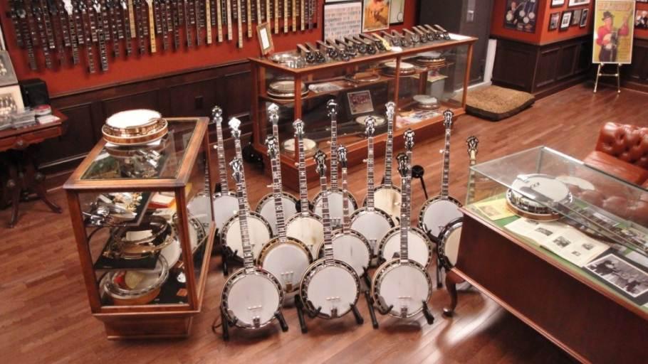Jim Mills Banjo Inc.