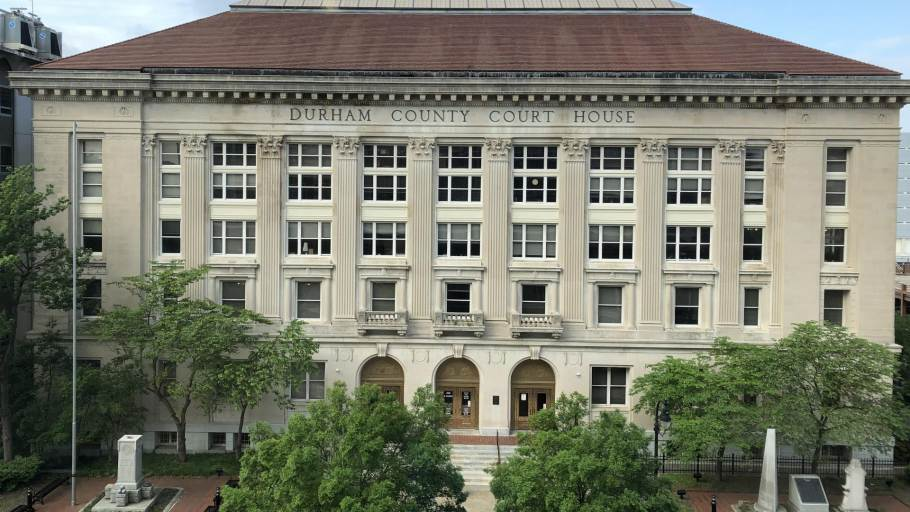 Historic Durham County Courthouse