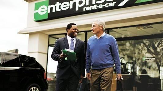 Enterprise Rent-A-Car - RDU