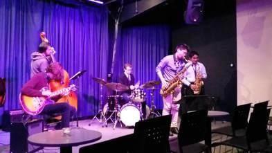 Durham Jazz Workshop / Sharp 9 Gallery