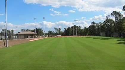 Duke University West Campus Turf Field